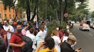 Hospitals evacuated as earthquake rattles Mexico