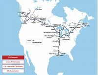 Maps and Network | Our Services | cn.ca