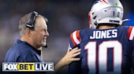 Colin Cowherd: 'Belichick is proven against young quarterbacks — take the Patriots here' I FOX BET LIVE