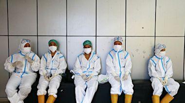 印尼醫護人員接種完中國科興疫苗 仍爆發逾350人確診、數十人住院--上報