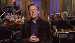 Jason Sudeikis' best moments hosting 'Saturday Night Live'? Watch here, vote in poll