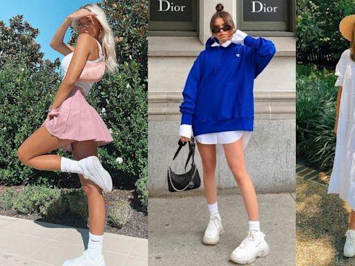 2021小白鞋推薦!春夏必須入手的7大球鞋、休閒鞋,跟著時尚潮人這樣穿搭小白鞋絕對能擺脫平凡感!