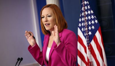 Jen Psaki says critics of Biden on voting rights are 'fighting the wrong opponent'