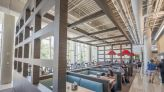 At new UI dining hall, 1,000s of students eat in style