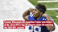 One former Badger is among PFF's 'top 25 players under 25 entering the 2021 NFL season'