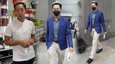 柳俊江涉危險駕駛 案件押後至6月3日聆訊 | 蘋果日報