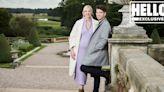 Rebecca Adlington and Andrew Parsons discuss 'joyous' baby gender news