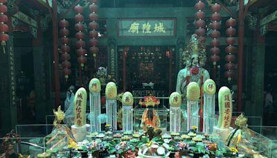 鷄籠城隍文化祭取消夜巡、日巡遶境祈福 改辦城隍宴