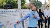積極推廣個人政治理念 蔡武宏結合電梯廣告精準行銷
