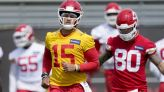 Patrick Mahomes' next challenge in Kansas City: Learning to do more with less