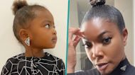 Gabrielle Union's Daughter Kaavia Twins With Her In Major Fashion Move: 'She's Borrowing My Things'