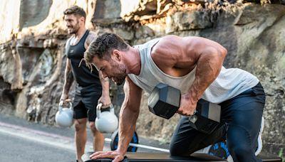 How Did Chris Hemsworth Get So Big? Try Out His Exact Regimen.