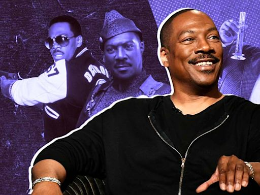 Eddie Murphy Is a Cool Dad — But He Helicopters Like The Rest Of Us