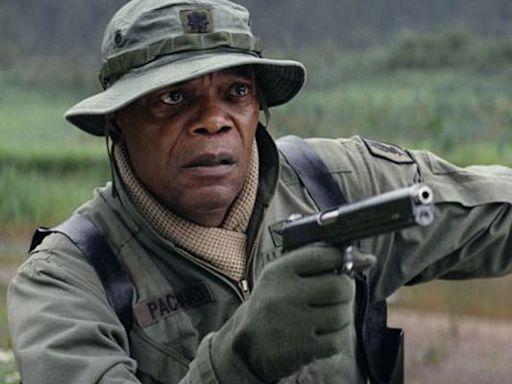 13 Movies You Forgot Samuel L Jackson Was in, From 'Out of Sight' to 'Jurassic Park' (Photos)