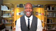 Terry Crews talks 'Brooklyn Nine-Nine' ending and getting a Hollywood star