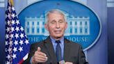 Fauci says Americans will 'soon' be free to take off masks indoors