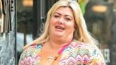 Gemma Collins shows how tiring retail therapy is as she yawns in Gucci store