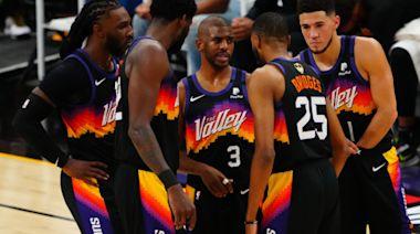 先後淘汰洛杉磯雙雄+MVP的球隊,太陽已經贏得了世人的尊重! - NBA - 籃球 | 運動視界 Sports Vision