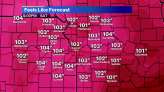 Why do we have an Excessive Heat Warning in Kansas City in July?