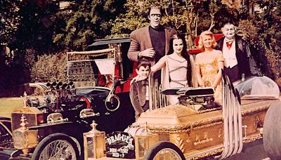 'The Munsters': Rob Zombie Reveals First Look at Spooky Costumes and Herman Munster's Makeup