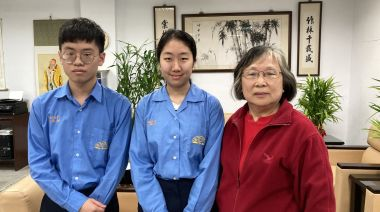 學測放榜!新北竹林中學58級 55級生透露高分祕訣