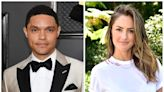 Trevor Noah scooped up an 11,000-square-foot Los Angeles mansion for $27.5 million - and rumored girlfriend Minka Kelly may be moving in with him