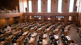 COVID case delays contentious redistricting in Oregon