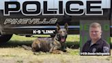Police department's K-9 dies in training exercise - ABC 36 News
