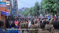 Jubilation in Tigray as TDF moves in