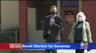 Efforts To Recall Gov. Newsom Successful In Making the Ballot