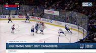 Andrei Vasilevskiy stops 32 shots, Tampa Bay Lightning shutout Montreal Canadiens 4-0
