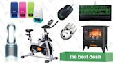 Saturday's Best Deals: Razer Accessories, Dyson Hot + Cool Air Purifier, Indoor Electric Fireplace, Yosuda Stationary...