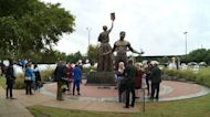 Emancipation and Freedom Monument unveiled in Virginia