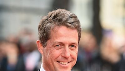 Hugh Grant says he 'almost enjoys acting' now he doesn't have to play the 'charming leading man'