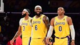 LeBron James, Anthony Davis, Russell Westbrook preaching patience after debut vs. Warriors