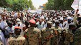 蘇丹首都爆發大規模抗議 要求過渡政府解散