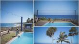 【台東東河】都蘭海角咖啡,秘境海景遊泳池,看著海灣享受大自然