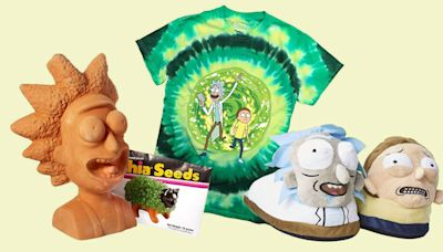 The Best 'Rick and Morty' Merchandise