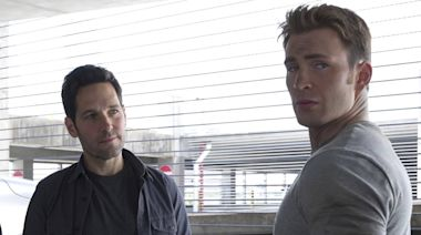 Chris Evans has embarrassing video of Captain America: Civil War cast dancing to Grease