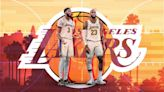 LeBron James, Anthony Davis expected to switch positions this season