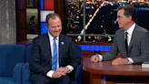 Colbert tells Adam Schiff what an oligarch revealed to him about the so-called 'pee tape' in Moscow