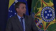 """Bolsonaro asegura que en su mandato no se ha visto """"una marca de corrupción"""""""