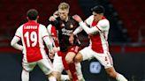 Ajax edge arch-rivals Feyenoord in Dutch derby