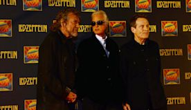 Led Zeppelin To Stream Its Iconic 'Celebration Day' Concert Film For Free This Weekend