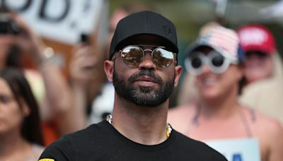Proud Boys leader received Covid-19 stimulus loans worth $15,500