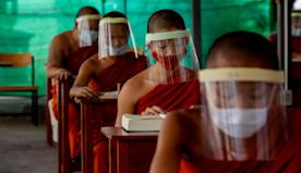 Photos: How the pandemic has changed education