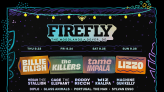 Firefly Unveils Massive Lineup For September