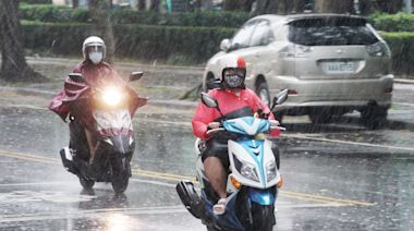 10縣市豪大雨特報!南投、彰化多地列一級淹水警戒