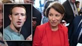 Klobuchar slams social media over COVID misinformation: 'Take this crap off'