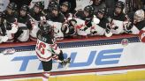 US women's hockey falls again in pre-Olympic tune-up to Canada - The Boston Globe